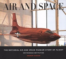 Book Cover: Air & Space: The NASM Story of Flight