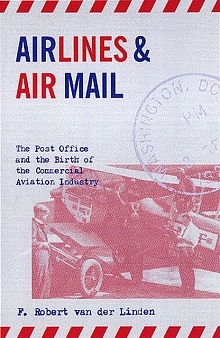 Book Cover: Airlines & Air Mail
