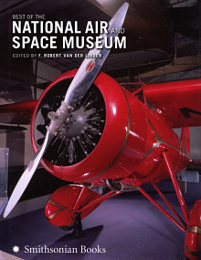 Book cover: Best of the National Air and Space Museum