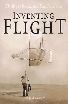 Book Cover: Inventing Flight