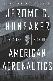 Book Cover: Jerome C. Hunsaker