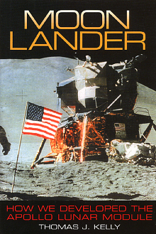 Book Cover: Moon Lander