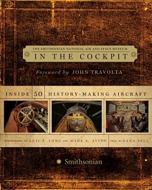 Book cover: In the Cockpit