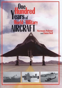 Book Cover: One Hundred Years of World Mil. Acft.