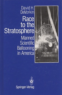 Book Cover: Race to the Stratosphere