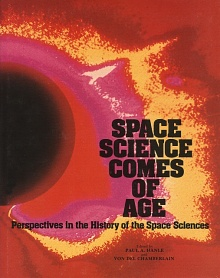 Book Cover: Space Science Comes of Age