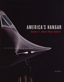 Book cover: America's Hangar, Third Edition