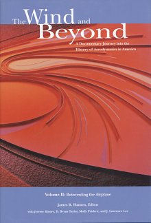 Book cover:  Wind and Beyond II