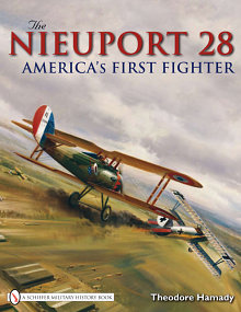 Book cover: Nieuport 28