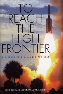 Book cover: To Reach the High Frontier