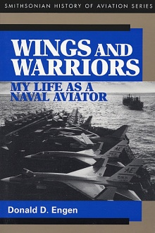 Book cover: Wings and Warriors