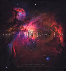 Book Cover: Hubble Imaging Space and Time