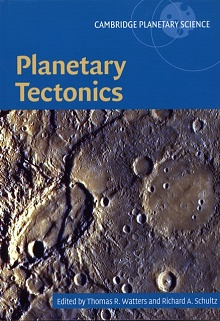 Book Cover: Planetary Tectonics