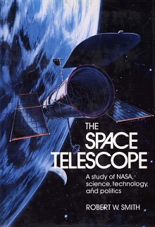 Book Cover: The Space Telescope