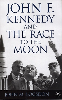 Book Cover: JFK and the Race to the Moon