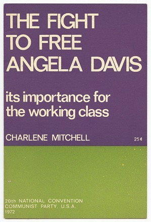 IThe Fight To Free Angela Davis Its Importance For The Working Class