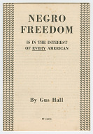 9a0c8b69a1 Negro Freedom Is in the Interest of Every American