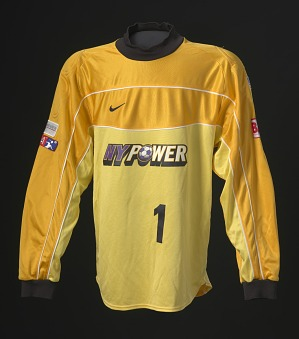 d263d2fc6f20 Jersey worn by Saskia Webber for the New York Power