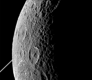 Dione, Saturn's Satellite