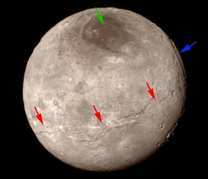 New Horizons Sees Charon