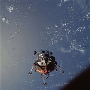 Apollo 9 Lunar Module