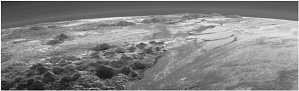 Close-Up Images of Pluto