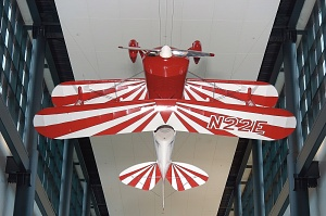 Pitts Special S-1C Little Stinker at the Udvar-Hazy Center