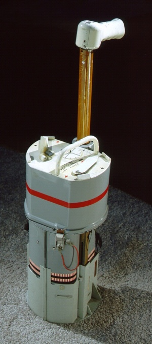 Apollo Lunar Stereo Camera