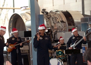 U.S. Air Force Band at Museum