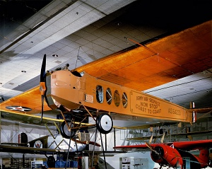 1923 Fokker T-2 in Pioneers of Flight