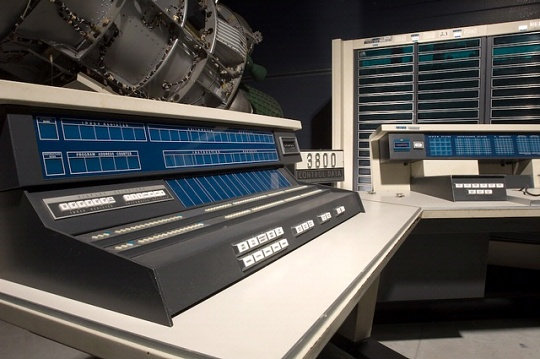 CDC 3800 Launch Computer