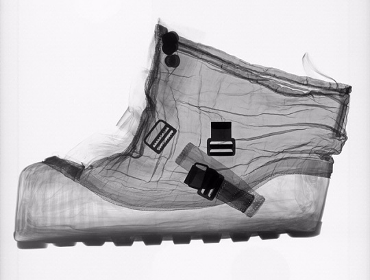 Apollo Spacesuit Overshoe