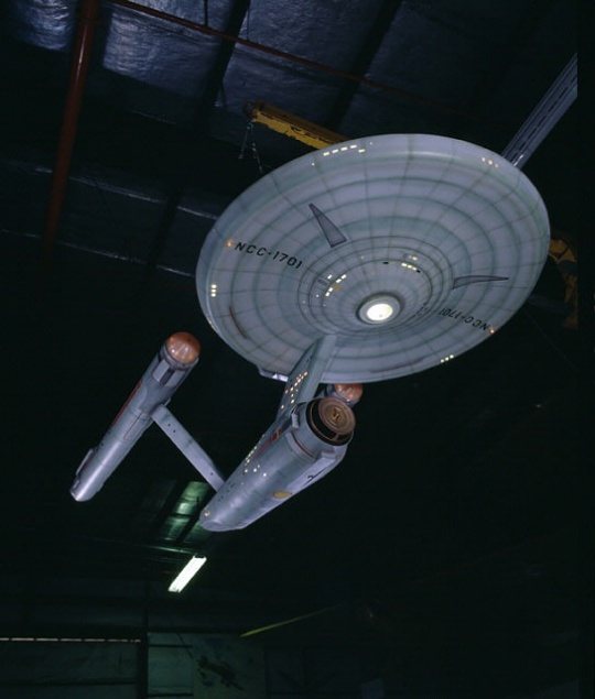 Starship Enterprise Model