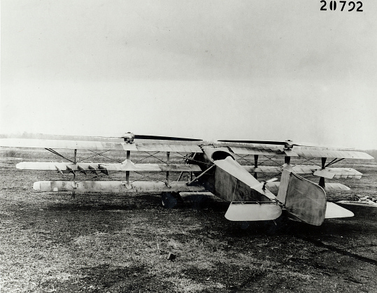 Berliner Helicopter, Model 1924