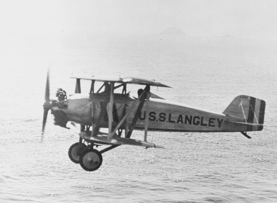 Curtiss (NAF) TS-2/3