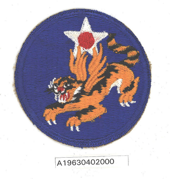 Insignia, 14th Air Force, United States Army Air Forces