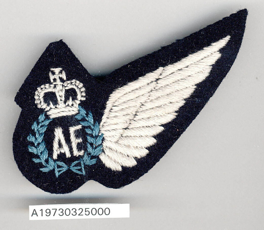 Badge, Air Electronics Officer, Royal Australian Air Force