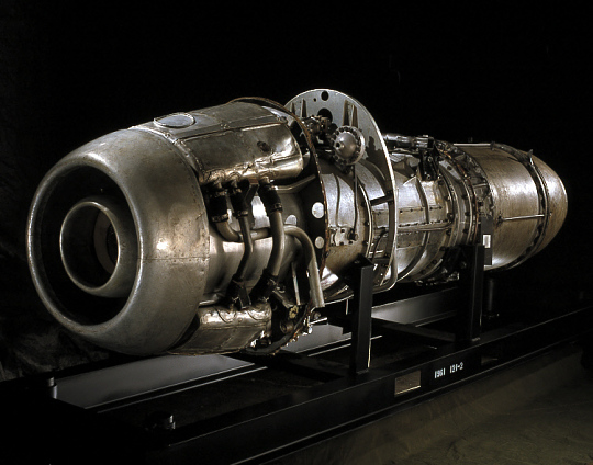 Ne-20, Naval Air Technical Arsenal, Kugisho Turbojet Engine