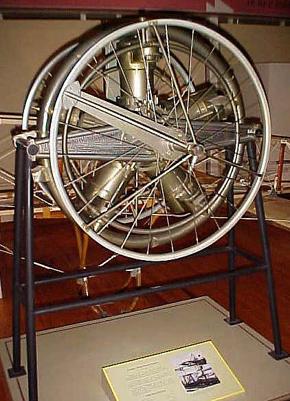 Manly-Balzer Radial 5 Engine