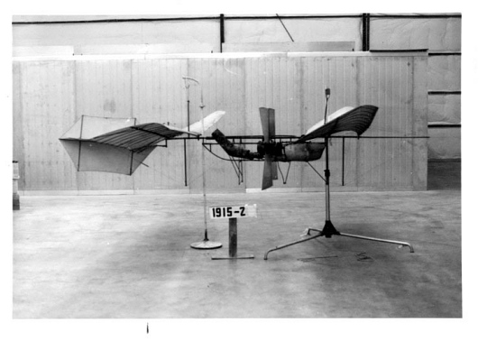Langley Aerodrome Number 5 (reproduction)