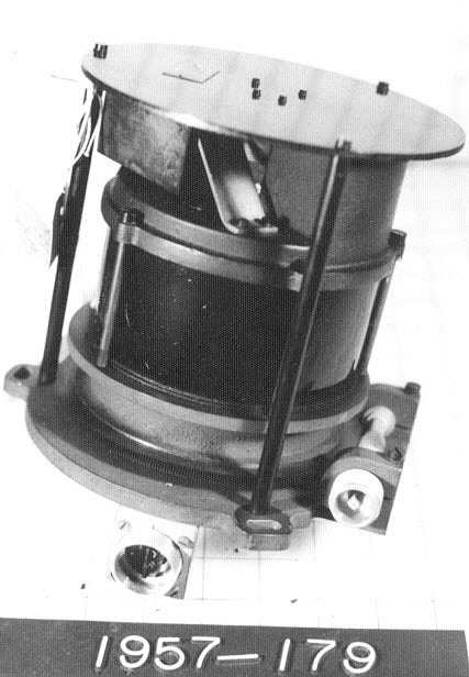 Transmitter, Remote Indicating Compass, Photoelectric, Kollsman