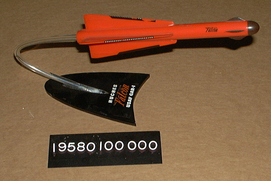 Model, Missile, Falcon GAR-1