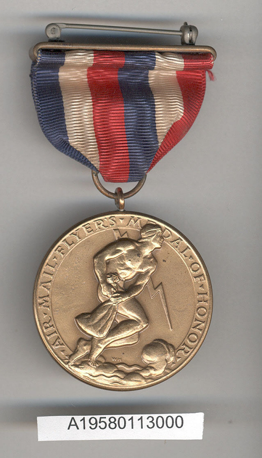 Medal, Air Mail Medal of Honor