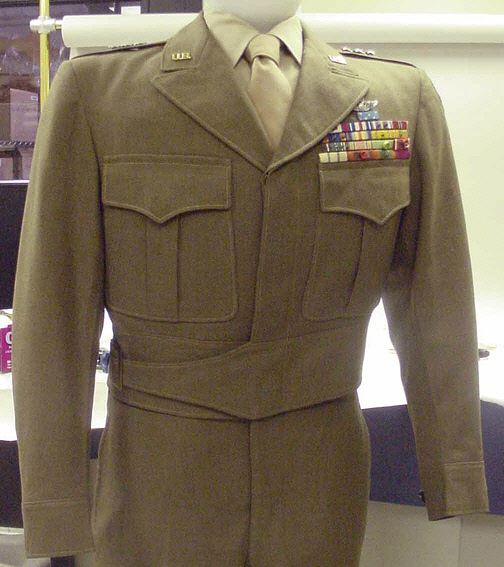 Tunic, Type M1944, United States Army Air Forces, James H. Doolittle