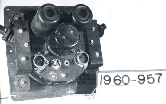 Air Milage Unit, British, MK 1