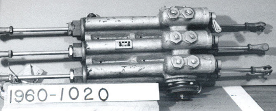 Actuators, Hydraulic, Autopilot, Japanese