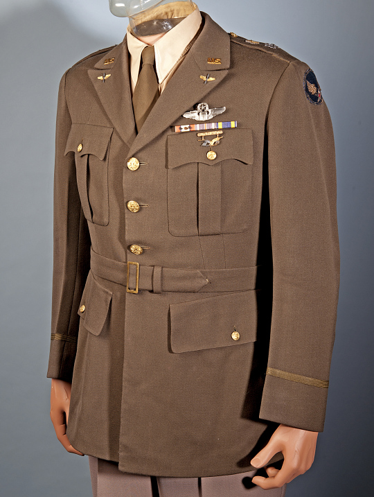 Coat, Service, Type M1940, United States Army Air Forces, Gen. Hap Arnold