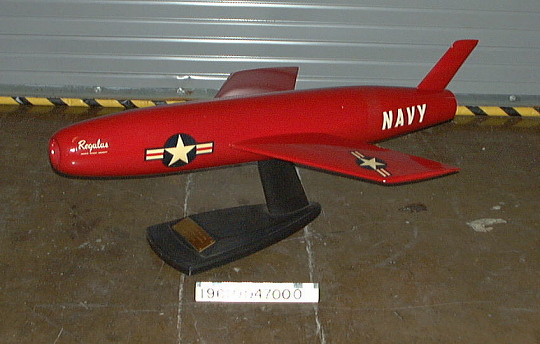 Model, Missile, Regulus I, 1:10