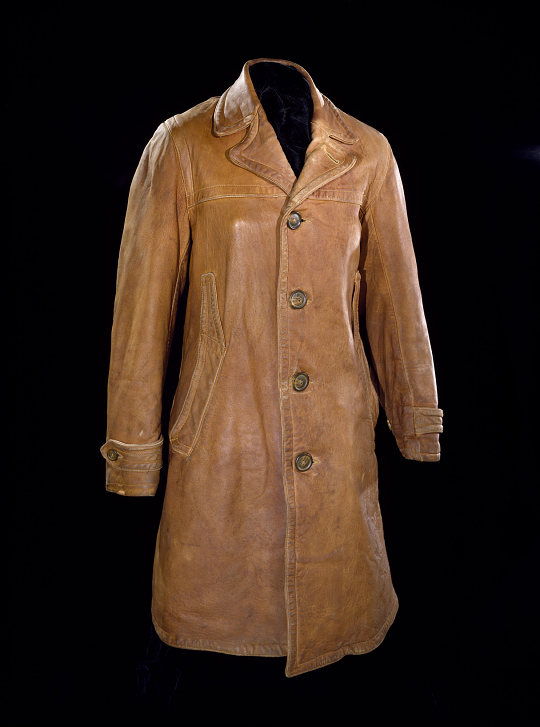 Coat, Flying, Amelia Earhart, Civilian