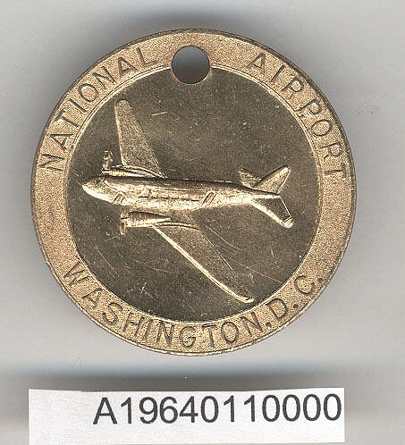Token, National Airport